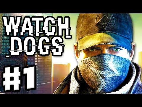 Watch Dogs - Gameplay Walkthrough Part 1 - Aiden the Hacker! (PC, PS4, Xbox One)
