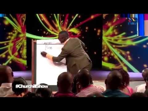 Teacher Mpamire Live at Churchill Show,Nairobi-Kenya.