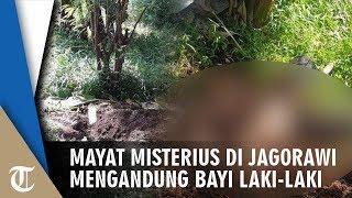 Ditemukan Tewas Setengah Terkubur, Mayat Wanita Misterius Di Jagorawi Mengandung Bayi Laki-laki