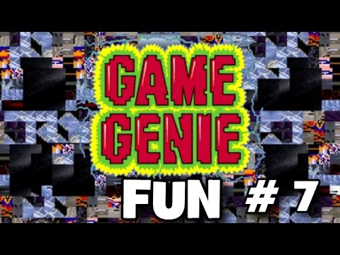 Game Genie Fun # 7