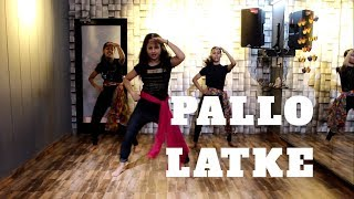 PALLO LATKE | Shaadi Mein Zaroor Aana | dance choreography | THE DANCE MAFIA | CHANDIGARH