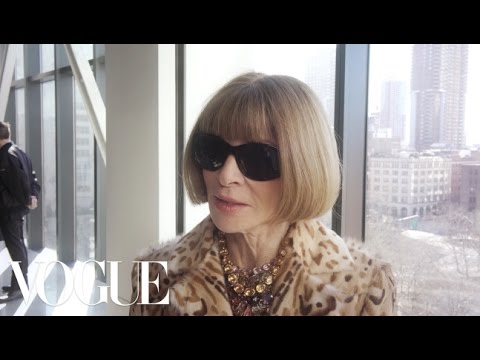 New York Fashion Week Fall 2016: Vogue's Anna Wintour On All The Top Shows