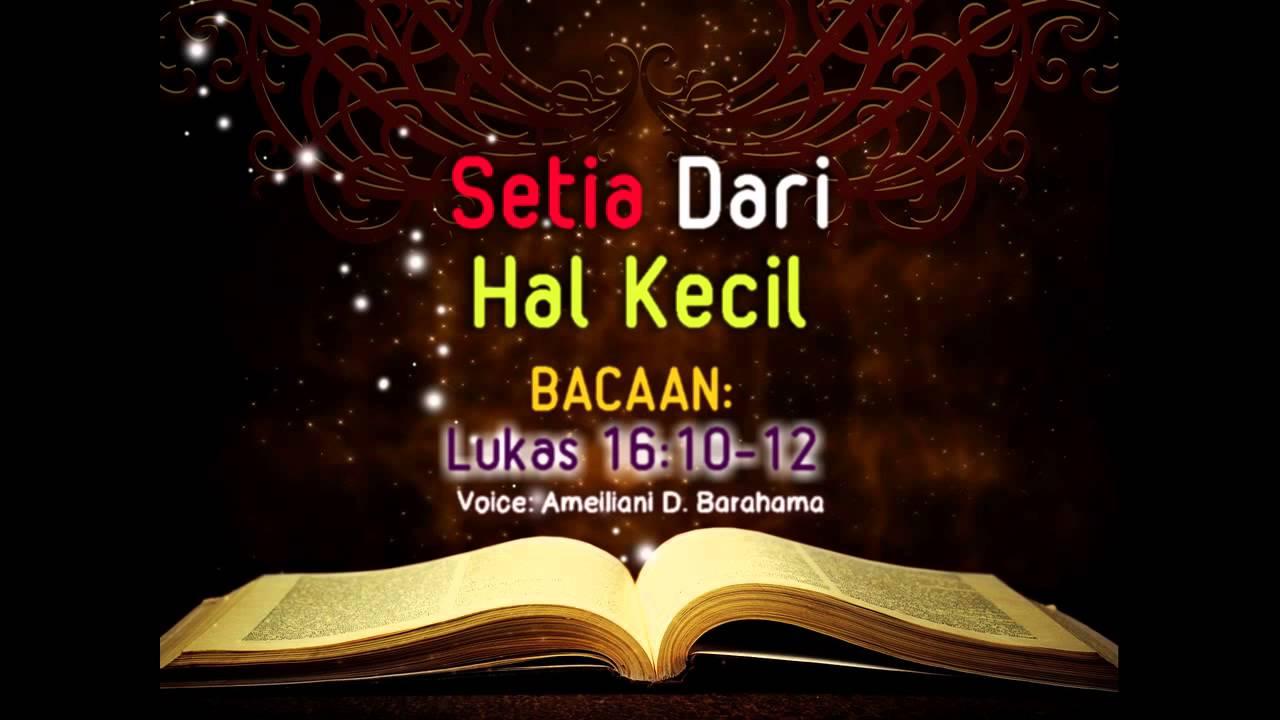 Lukas 16