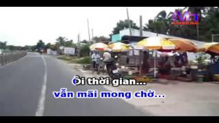 Cuộc Tình Hoàng Hôn - karaoke. nhạc Hoa-Lời Việt