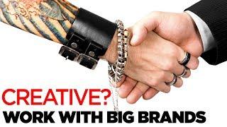 How To Work With Big Brands You Love |  Influencers + Photographers + Content Creators | DevanOnTech