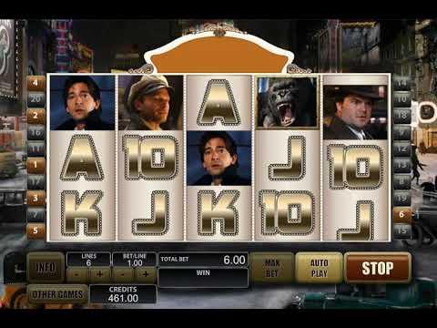Игровой автомат KING KONG играть бесплатно и без регистрации онлайн
