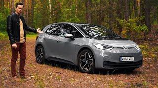 ДОЖДАЛИСЬ! Фольксваген, который хочет превзойти Тесла. VW ID3 в России!