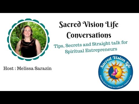 Sacred Vision Life Interview with Vanessa Codorniu