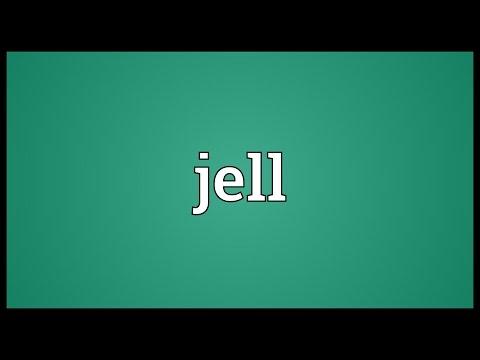 Header of jell