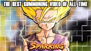 THE BEST SUMMONING VIDEO I HAVE EVER DONE!! | DRAGON BALLS SCATTER! | DRAGON BALL LEGENDS