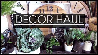 Spring Home Decor Haul 2020 | Modern Farmhouse