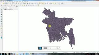 QGIS: How to import GPS coordinate points to a map?