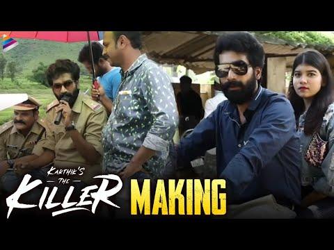 The Killer Movie Making | Karthik Sai | Dolly Sha | Neha Deshpande | Killer 2021 Latest Telugu Movie