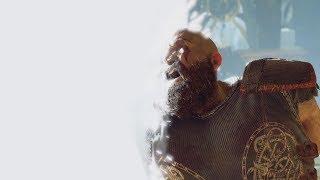 GOD OF WAR 4 | Kratos entra en la Luz del Alfheim y se encuentra con Feya (su esposa)