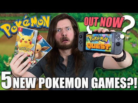 About the new pokemon game