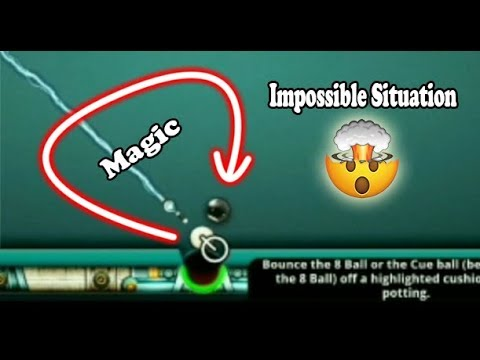 8 Ball Pool Impossible Situation!! Impossible Trick Shot in Berlin