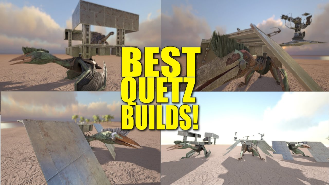 Best current quetz builds turtle tank war and farming ark turtle tank war and farming ark survival evolved youtube malvernweather Choice Image