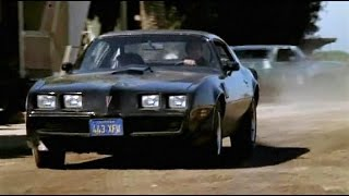 Charles Bronson chases '79 Trans Am