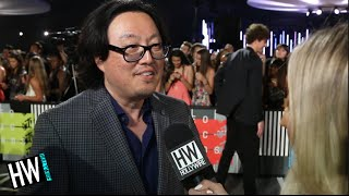 Bad Blood' Director Joseph Kahn Talks Working With Taylor Swift! (VMA 2015)