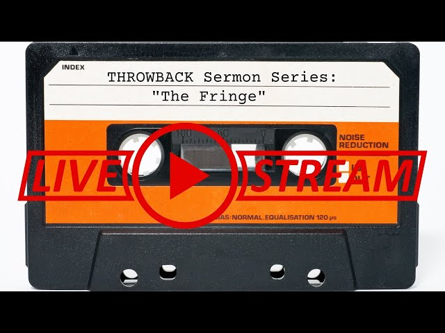 July 18, Pastor Amy, THROWBACK Sermon Series,