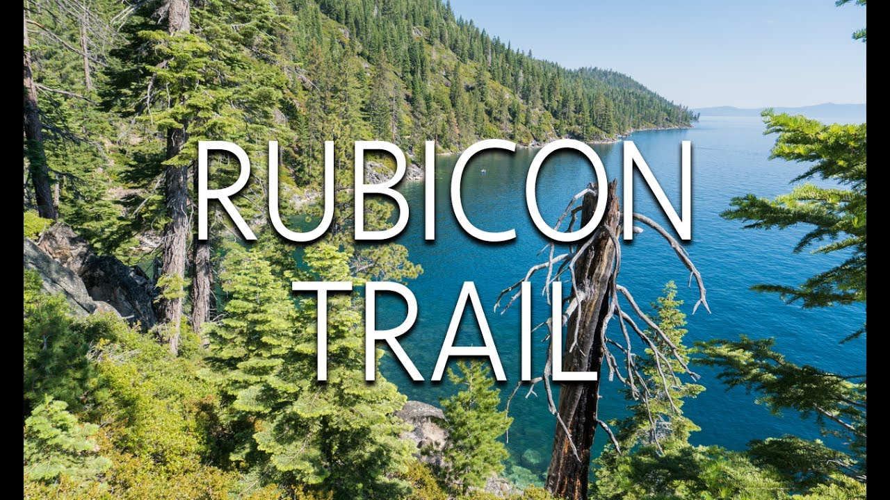 Rubicon Hiking Trail in South Lake Tahoe + What to See in Emerald Bay