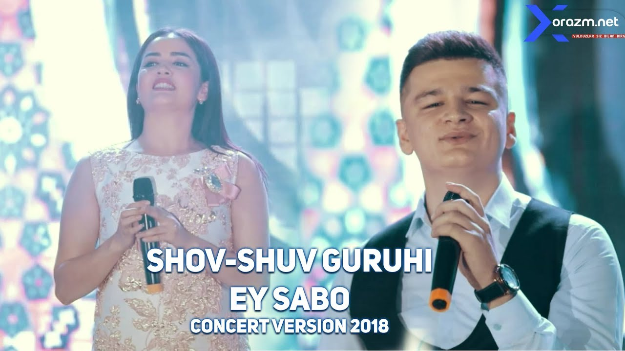 VIA Shov-shuv - Ey Sabo (concert version 2018)