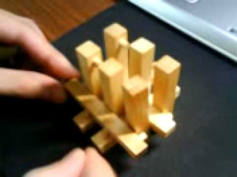 Mind Game 3d Cube 18 Pieces Youtube