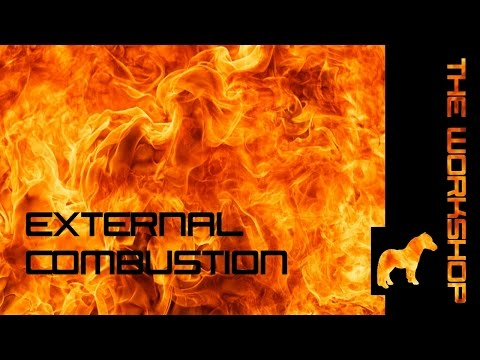 External Combustion engine - where it all started
