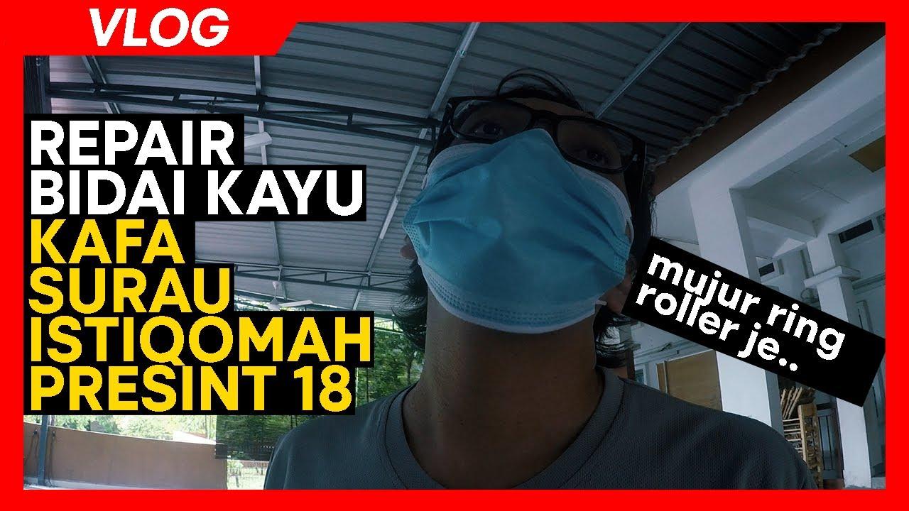 Download VLOG: Repair bidai kayu di KAFA Surau Istiqomah Presint 18