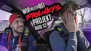 JP Performance - Wir helfen bei Frankys Projekt! | Audi S2 Fahrwerk