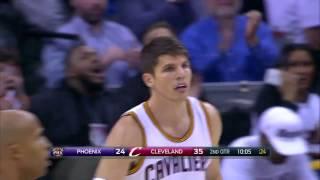 Phoenix Suns at Cleveland Cavaliers - January...