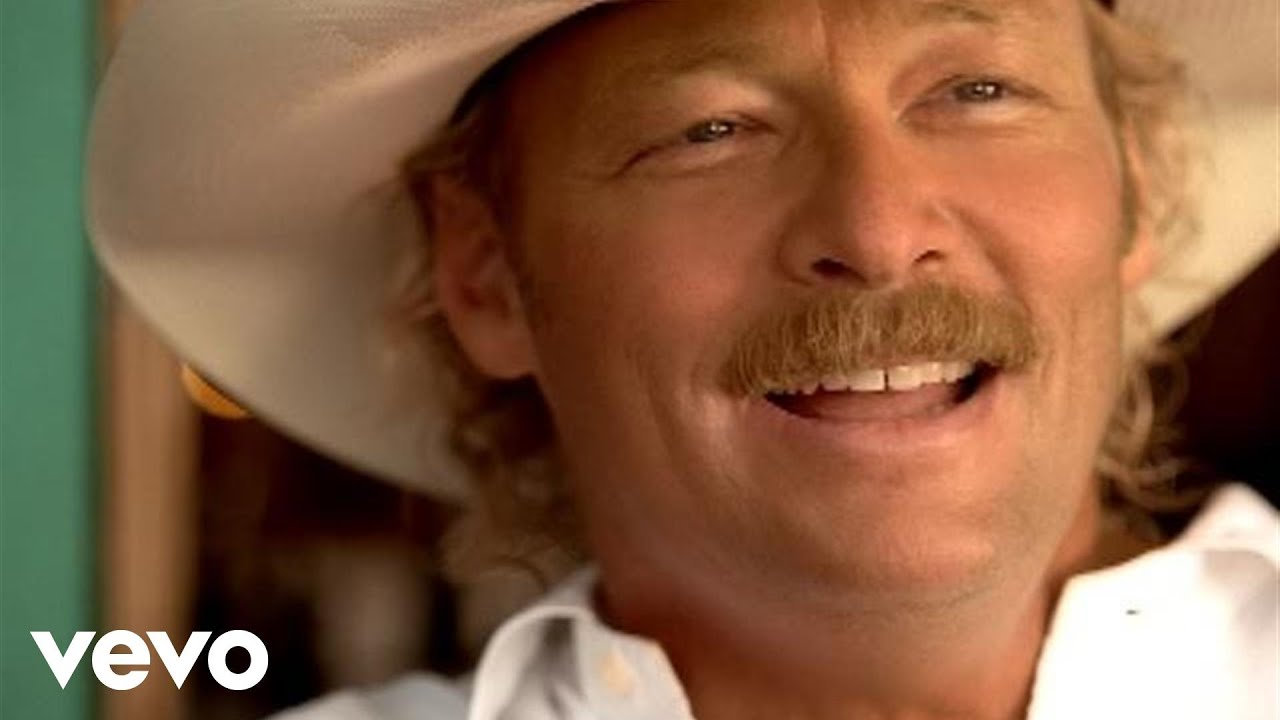 Alan Jackson, Jimmy Buffett - It's Five O' Clock Somewhere
