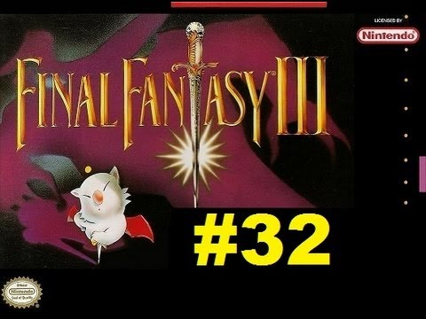 Let's Play Final Fantasy 3/6 Part 32 - Return to Mobliz