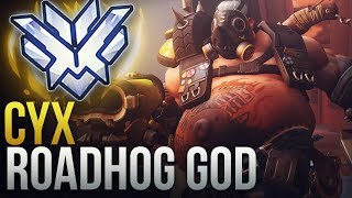 CYX - ROADHOG GOD - Overwatch Montage