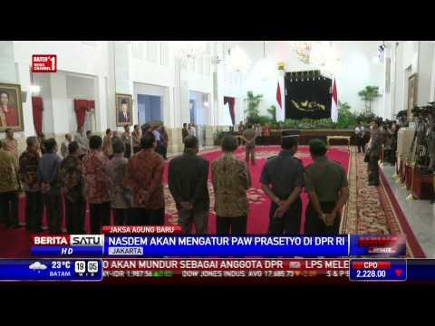 Jaksa Agung HM Prasetyo Sudah Diberhentikan dari Nasdem