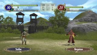Fire Emblem: Radiant Dawn Gameplay W/ Live Commentary