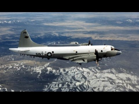 Chinese jets intercept US spy plane over South China Sea