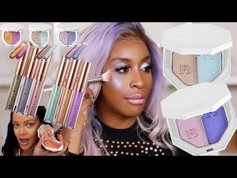 FENTY BEAUTY What Have You Done Now!? | Jackie Aina