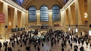 Visit  The biggest Apple Store at Grand Central Terminal, New York City