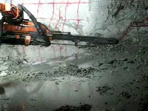 Jumbo Drilling