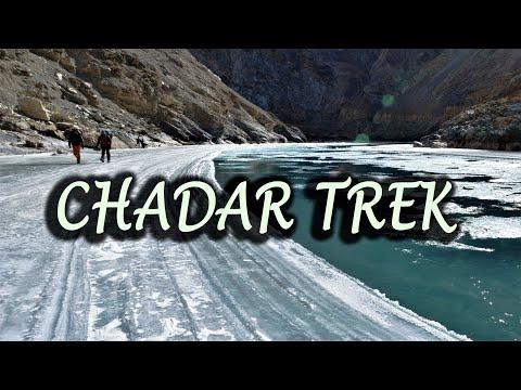 Chadar Trek | Frozen River trek | Complete Information 2017| Walking Over Ice [Full HD]