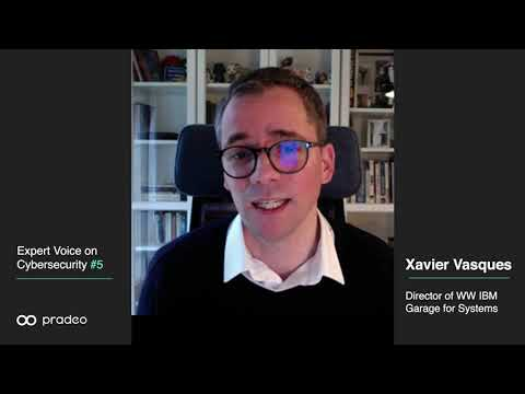 Expert Voice on Cybersecurity #5 – Artificial Intelligence | Interview of Xavier Vasques