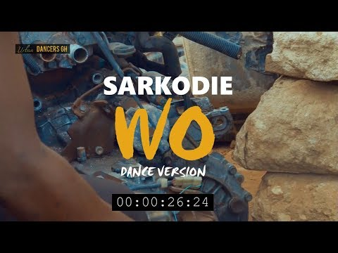 Sarkodie WO (Official Dance Video) by URBAN DANCERS GH [Shot By CFresh Opoku]