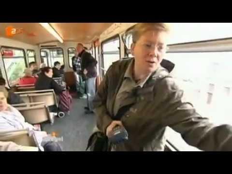 Schwarzfahrer in der Wuppertaler Schwebebahn