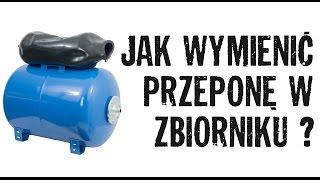 Jak wymienić membranę w zbiorniku przeponowym - sklephypo.pl