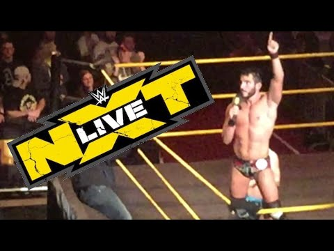Day In The Life: WWE NXT LIVE In Cleveland, Ohio 3/2/18