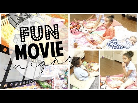 DIY Dollar Tree Trays for at Home Movie Night!   Fun Kid Activities
