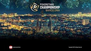 Главное Событие PokerStars Championship в Барселоне, финальный стол (с показом закрытых карт)
