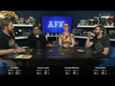 AFK — Betrayal at House on the Hill: Widows Walk