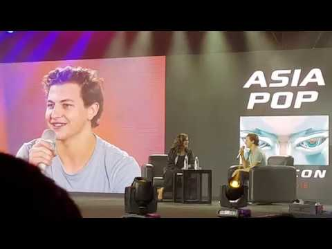 AsiaPOP Comicon Manila 2018 (Day 3): In Conversation with Tye Sheridan